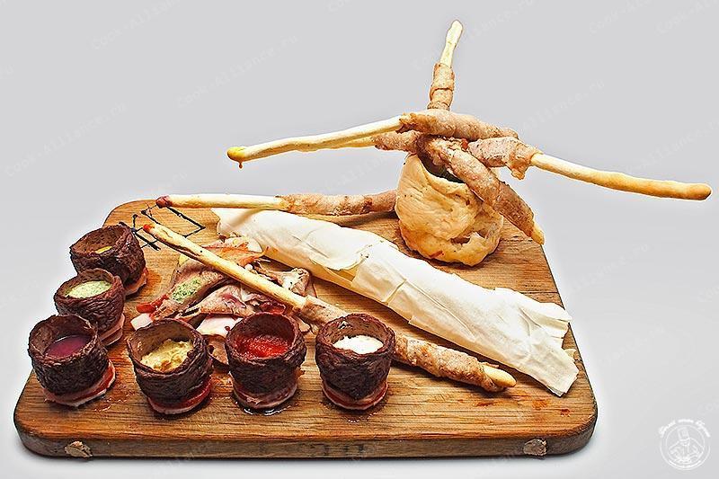 Банкетные блюда из мяса рецепты с фото